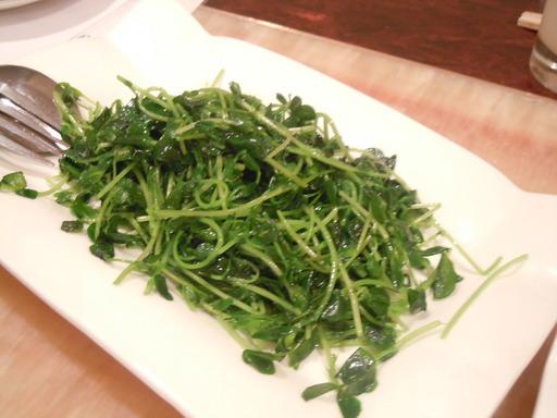 季節野菜炒め