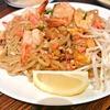 海老の炒め物