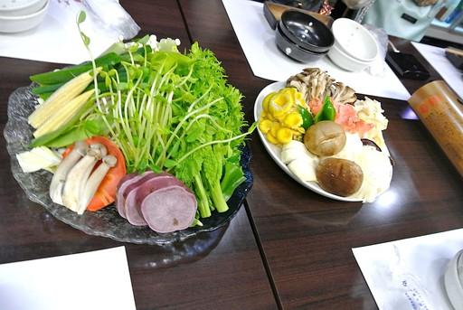 たっぷり野菜
