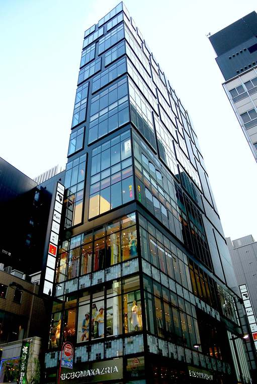 PUZZLE GINZA
