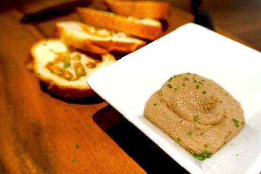 肉ソン・レバーペースト