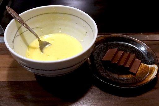 チョコ巻き