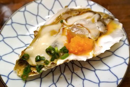 生牡蠣190円