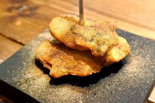 牡蠣フライ 醤油パウダー