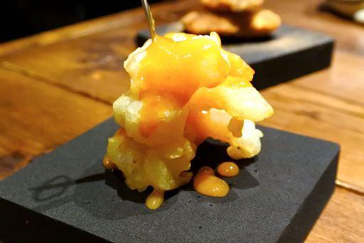 エビフリット オリエンタル味噌