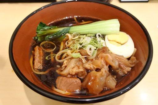 牛筋牛肉麺
