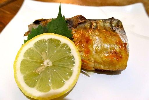越田商店の無添加干物ものすごい鯖