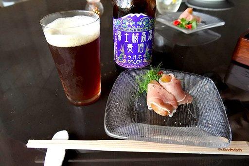 富士桜高原麦酒ラオホ