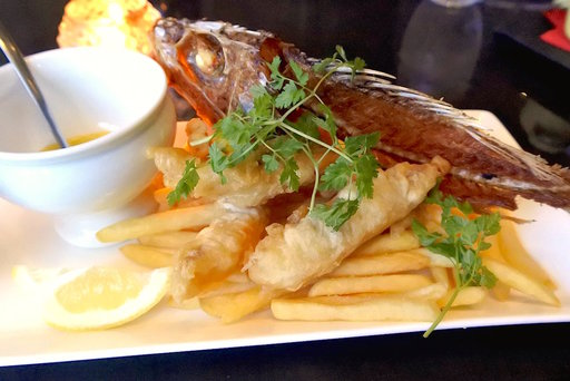 The Fish & Chips