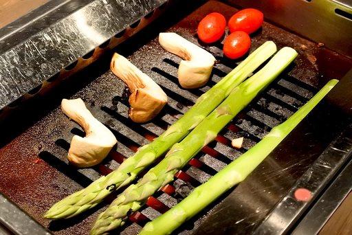 野菜3種の盛合せ