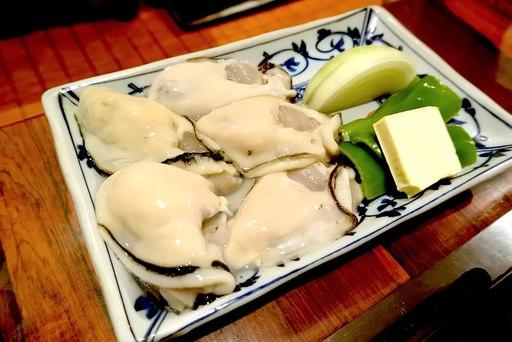 牡蠣バター