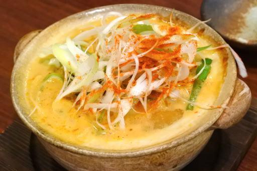 辛味噌ちゃんこ1辛(小鍋style)