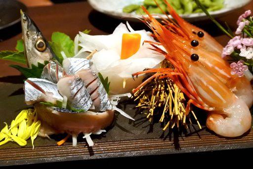 名物鮮魚のお造り6種盛り
