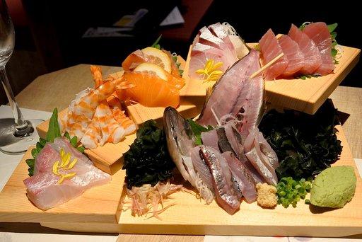 鮮魚大漁盛り