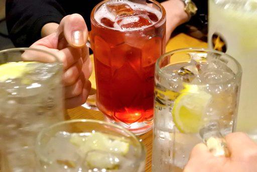 5回めの乾杯