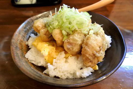 鶏天丼(プロトタイプ)