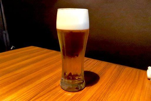 乾杯生ビール