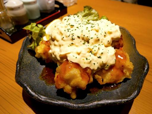 特製タルタル鶏南