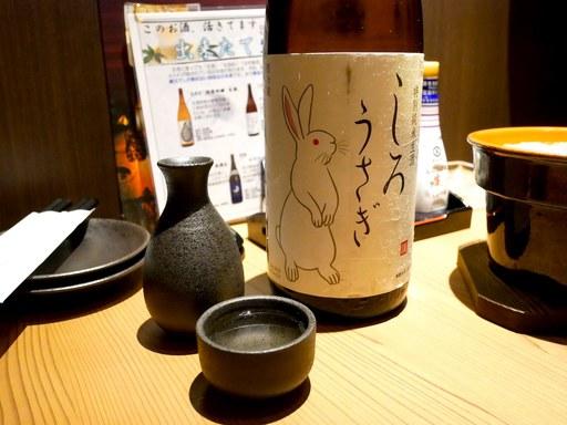しろうさぎ 特別純米 生酒
