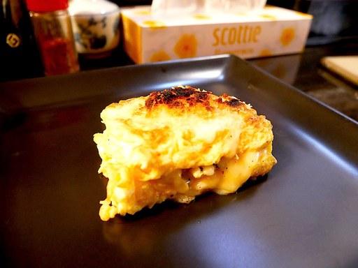 厚玉チーズ焼き