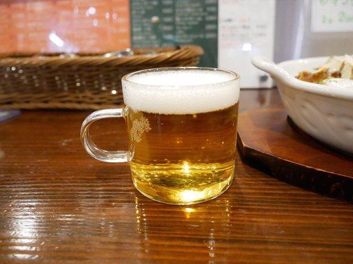 ひとくちビール