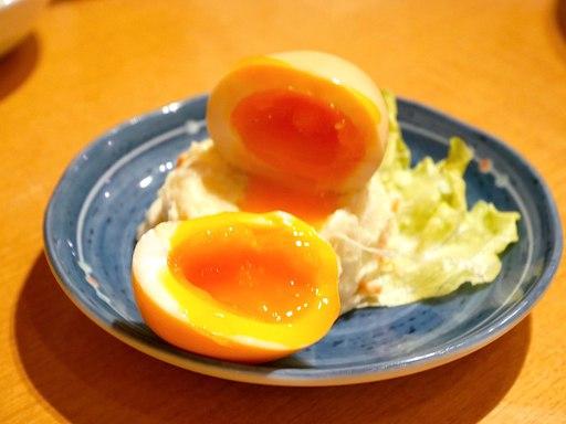 ポテサラ燻製とろ玉