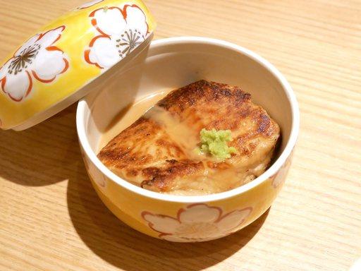 焼き胡麻豆腐