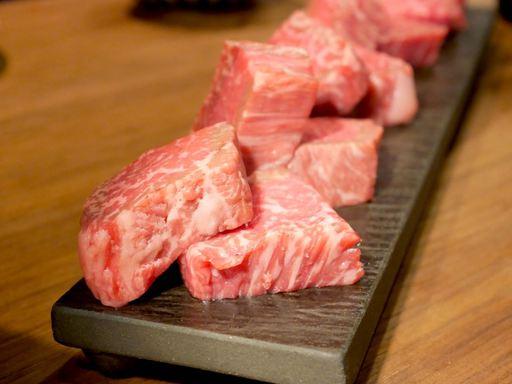 赤身ロックとロック飯 〜新潟県産牛米〜