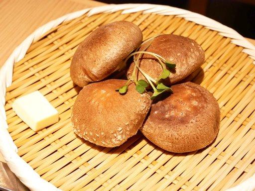 鳥取県産肉厚大かさ椎茸