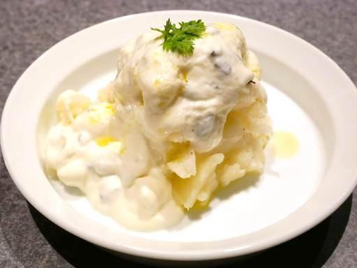 トリュフクリームのポテトサラダ