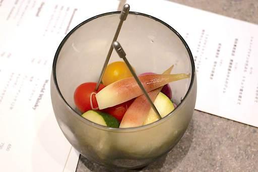 旬野菜のピクルス