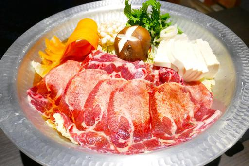 牛タンすき焼き