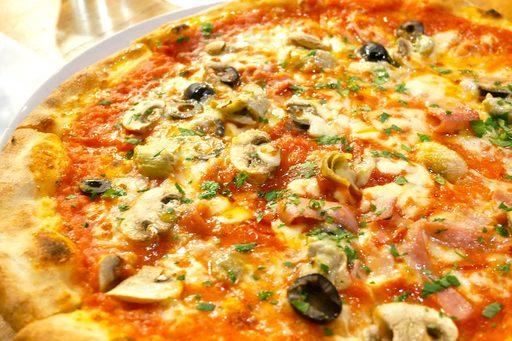 気まぐれピザ