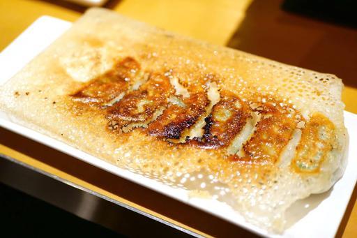 九条葱焼き餃子
