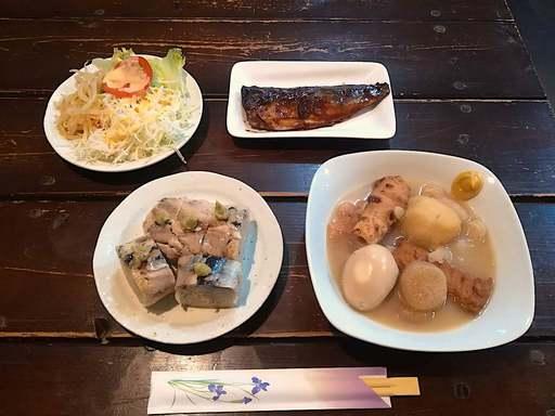 秋刀魚棒鮨