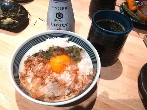 TKGと鶏スープ