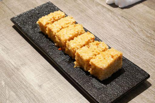 ウニの押し寿司