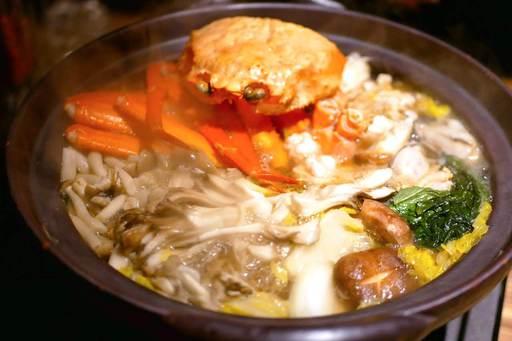山陰漁師鍋