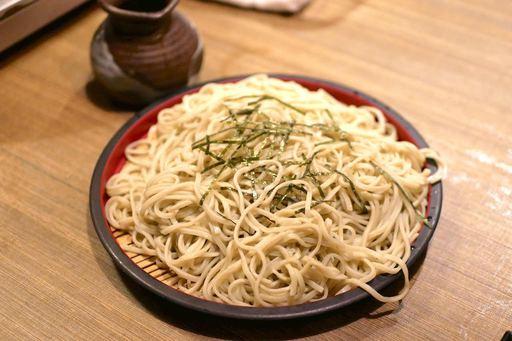 名物 布海苔蕎麦