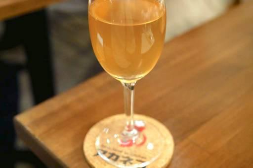 深川ワイナリー樽出し生ワイン