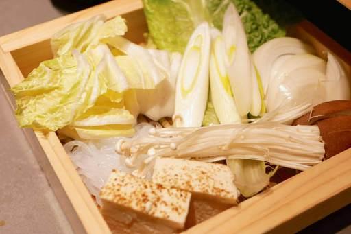 すき焼き野菜