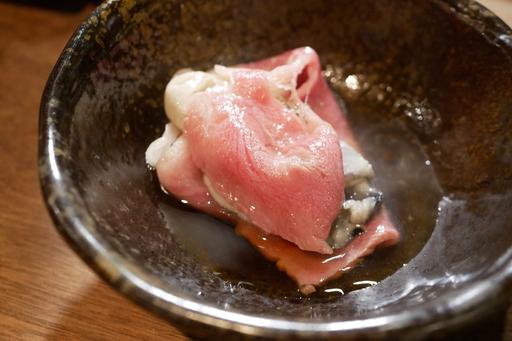 牡蠣肉しゃぶロール