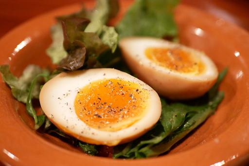 熟成半熟卵