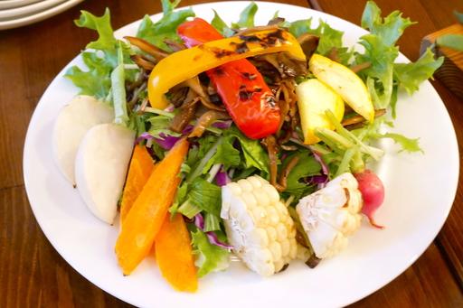 鎌倉野菜のグリルサラダ
