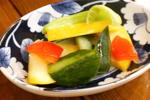 鎌倉野菜のなないろピクルス