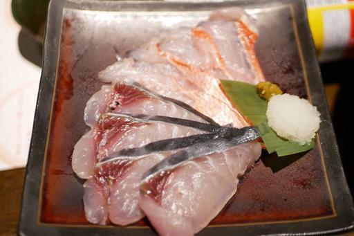 熟成地きんめ鯛しゃぶしゃぶ  貝出汁白湯仕立て