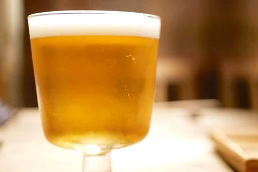 山芋ビール