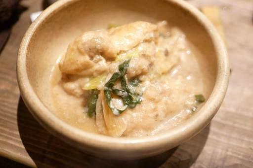 鶏つくね味噌チーズ鍋