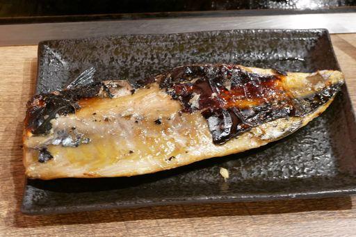 自家製西京焼き 鯖