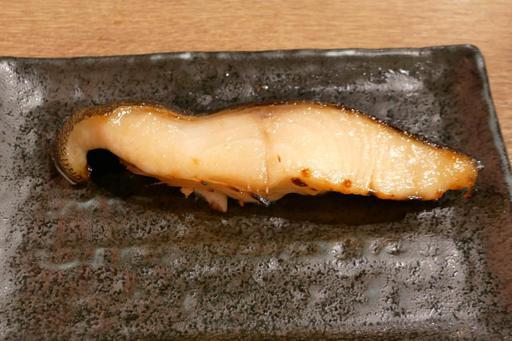 自家製西京焼き 銀ダラ